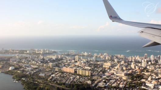 Welcome to San Juan, Puerto Rico! Bienvenu à San Juan, Puerto Rico.